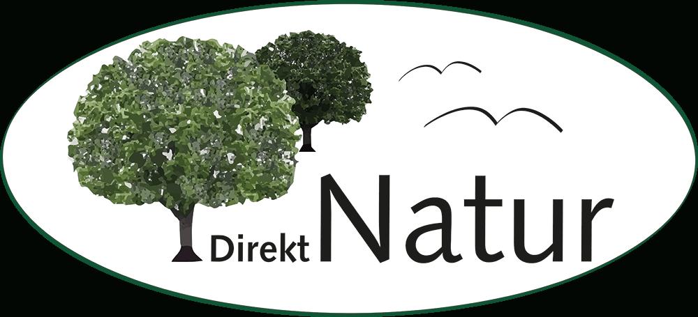 DirektNatur Logo Weiß Website