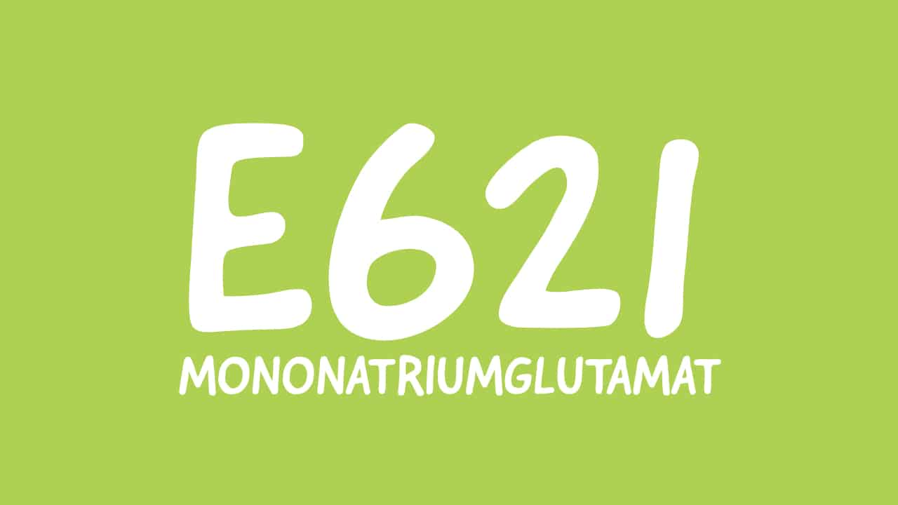 E621 Mononatriumglutamat