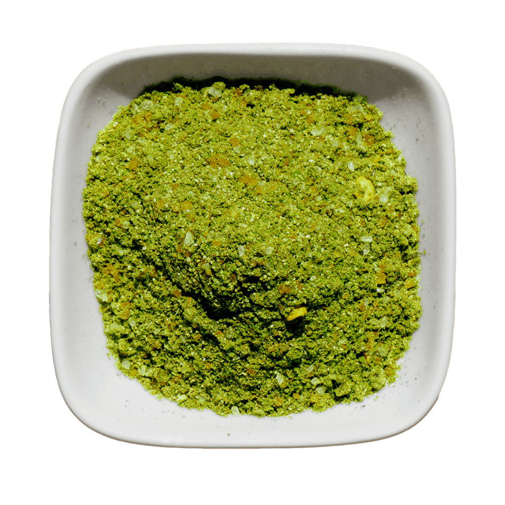 Spinat Jalapeño Gewürzmischung aus der Kochbox