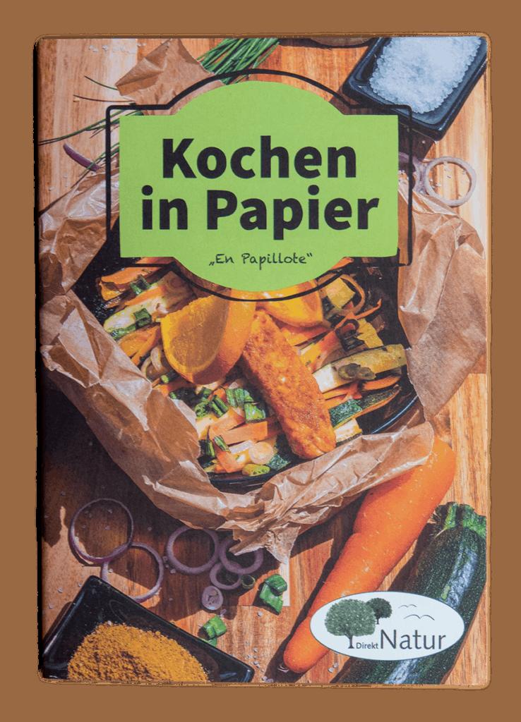 Kochbuch der DirektNatur Kochbox