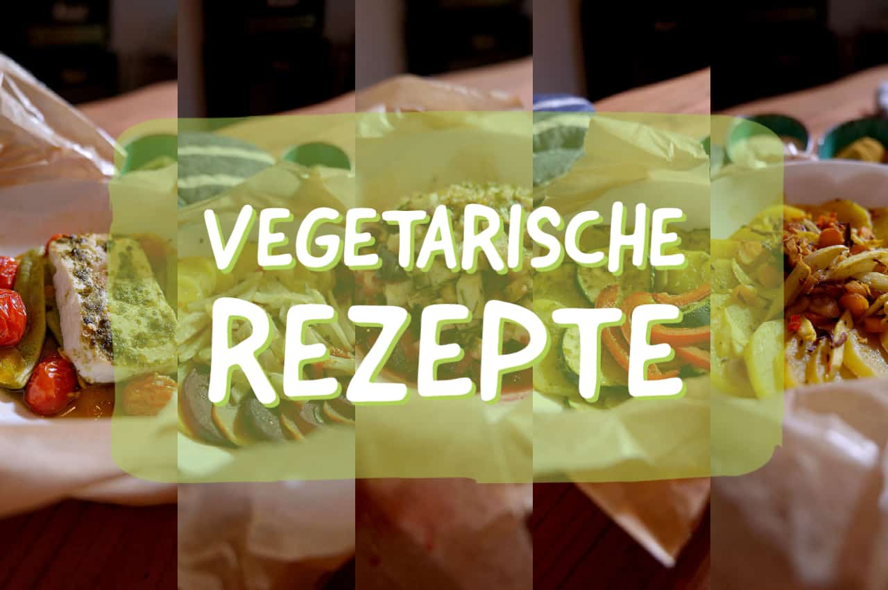 Vegetarische Rezepte für jeden Tag